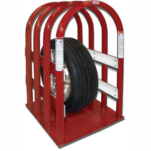 Tire Inflation Cage